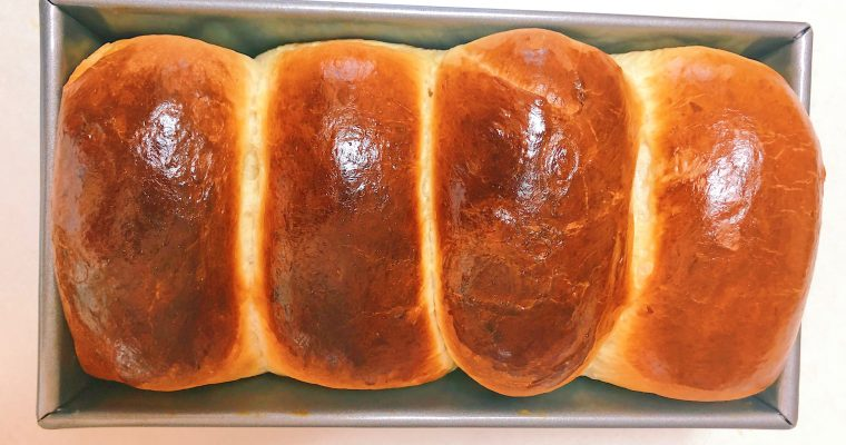Hokkaido Milk Bread (Shokupan) – 2 Different Methods
